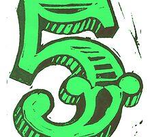 Green 5. by wonder-webb