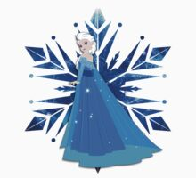 Elsa's Snowflake by jaytasmic