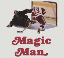 Datsyuk Dangle - The Magic Man by wnewman