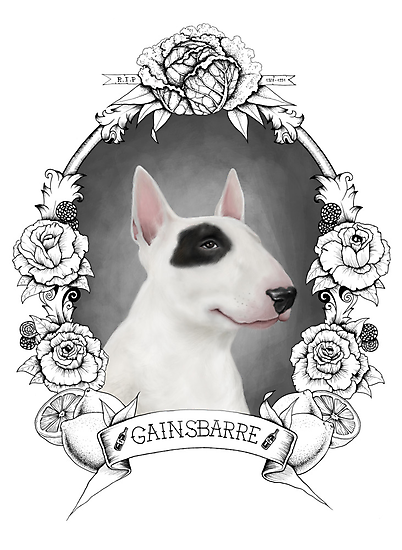 Gainsbarre by melanie blanchard