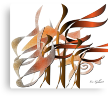 Dance of the Birds Canvas Print
