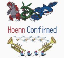 Hoenn Confirmed! T-Shirt