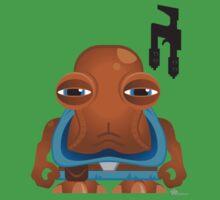 MiniWars: HammerHead Figure by Ryan Spencer