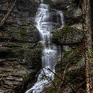 Peekamoose Road Waterfalls by DJ Fortune