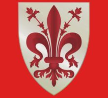 Coat of arms of the Republic of Florence Kids Clothes