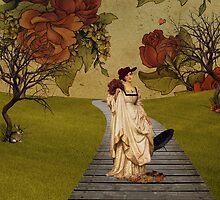Rose... by Karen  Helgesen