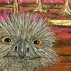 Old Man Emu;      Funky and Quirky;  Original Sold by EJCairns
