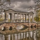 Marble Bridge, Pushkin by LudaNayvelt