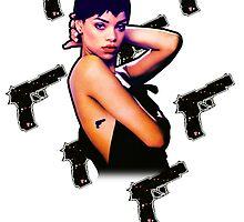 Rihanna by FTSOF