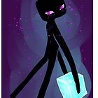 Enderman by Tricotee