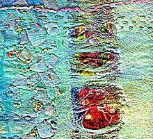 Pebbles and waterfall by Raspberrystudio