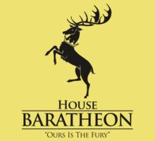 House Baratheon by ShirThrones