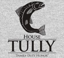 House Tully by ShirThrones
