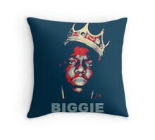 Yes B.I.G. Can ! Throw Pillow