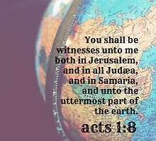Acts 1 Witnesses by Kimberose
