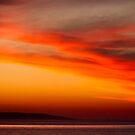 Sunset St Helena Bay by Alan Robert Cooke