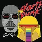 Darth Punk - Get Solo by shinyredbutton