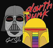 Darth Punk - Get Solo by shinyredbutton