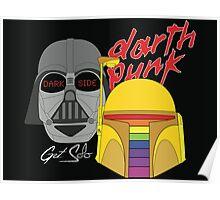 Darth Punk - Get Solo Poster