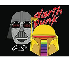 Darth Punk - Get Solo Photographic Print
