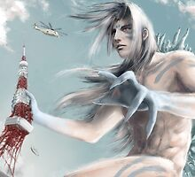 : BISHZILLA : by Hiroyasu Ike