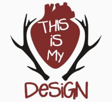 Hannibal - This Is My Design by Hazzardo