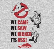 GHOSTBUSTERS 30TH ANNIVERSARY T-SHIRT by shooterch
