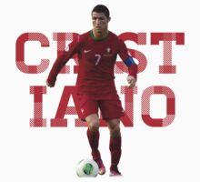 CRISTIANO RONALDO by Quatro Quatro Dois