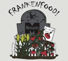 It Came From Monsanto by Michael Bourgeois