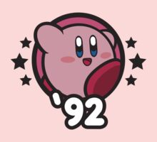 Video Game Heroes - Kirby (1992) by Jarmez