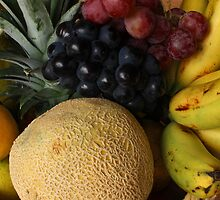Fresh Fruit Basket by rhamm