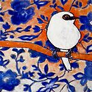 "Little Show Bird by Belinda ""BillyLee"" NYE (Printmaker)"