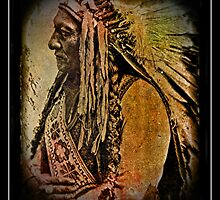 SITTING BULL by MichaelDTaylor