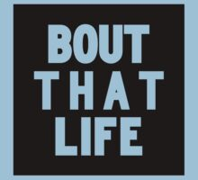Bout That Life [Black] | Fresh by FreshThreadShop