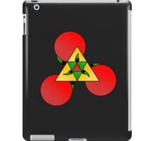Toxic Triangle iPad Case/Skin