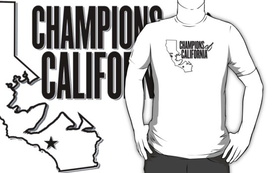 Champions of California by theroyalhalf