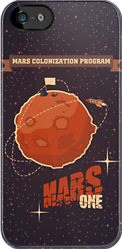 Mars colonization project by PaulMalyugin
