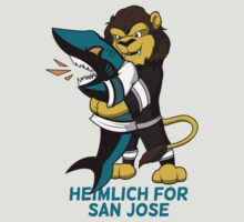 Heimlich for San Jose - Sharks choke by Knight The Lamp