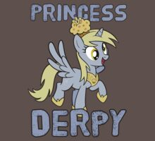 Princess Derpy Tshirt by broniesunite