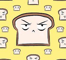 One piece trafalgar law law bread by turtlefriedrice