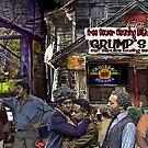 Grump's Cafe by Mike Pesseackey (crimsontideguy)