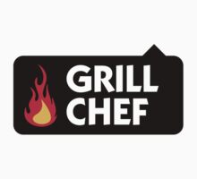 Grill Chef by artpolitic
