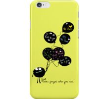 To save a life iPhone Case/Skin