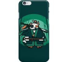 Samurai Panda iPhone Case/Skin