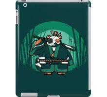 Samurai Panda iPad Case/Skin