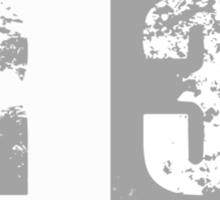 R32 (light grey) Sticker