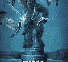 King Wookiee by Eric Fan
