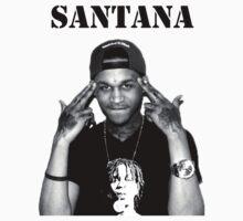 F. Santana by RivieraS