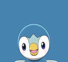 Piplup by Winick-lim