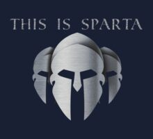 THIS IS SPARTA by verde57